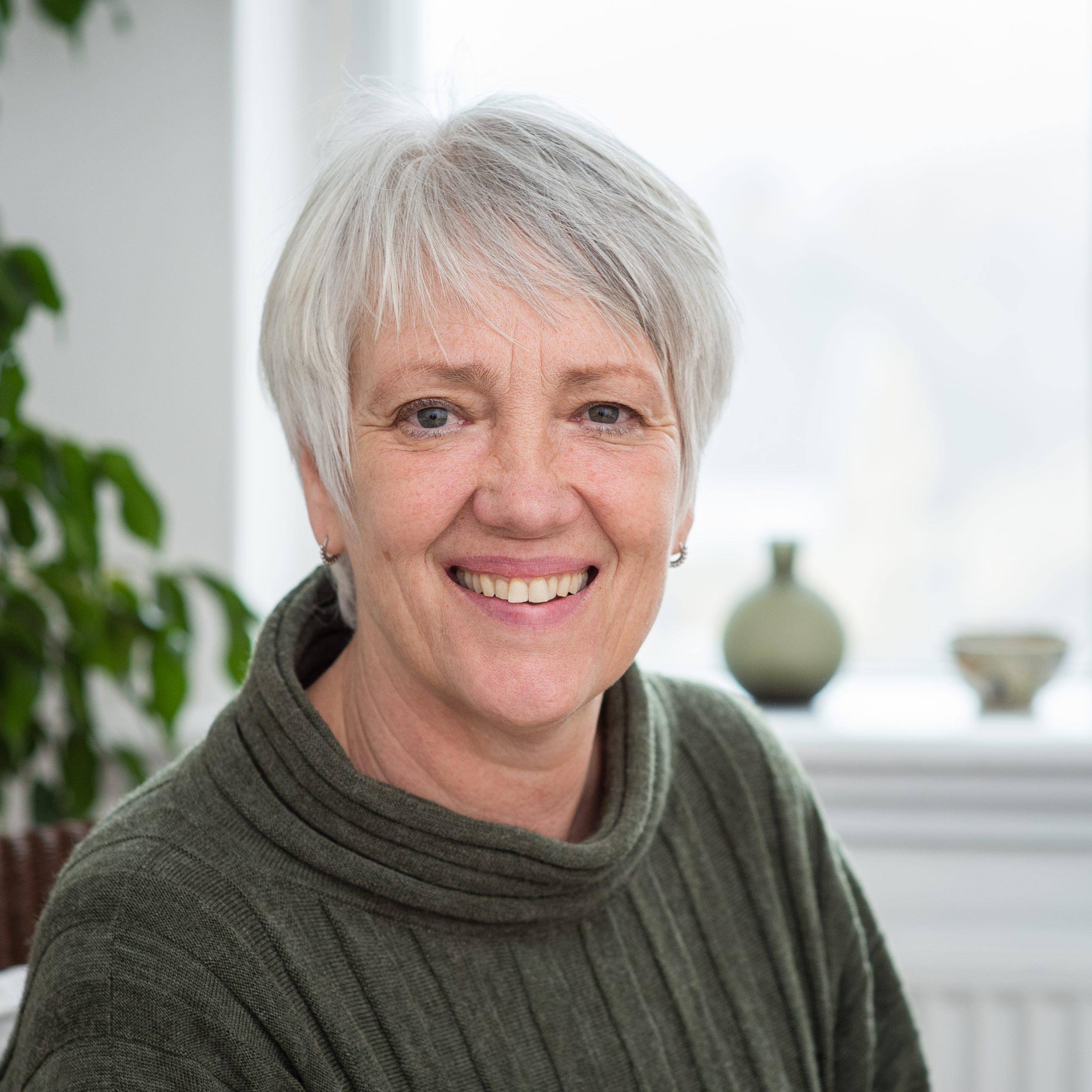 Individuel terapi hos Aline Bjerring